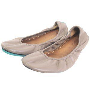 Tieks by Gavrieli Ballet Beige Brown Flats Leather